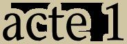 ACTE1 - Formation et représentation d'artistes
